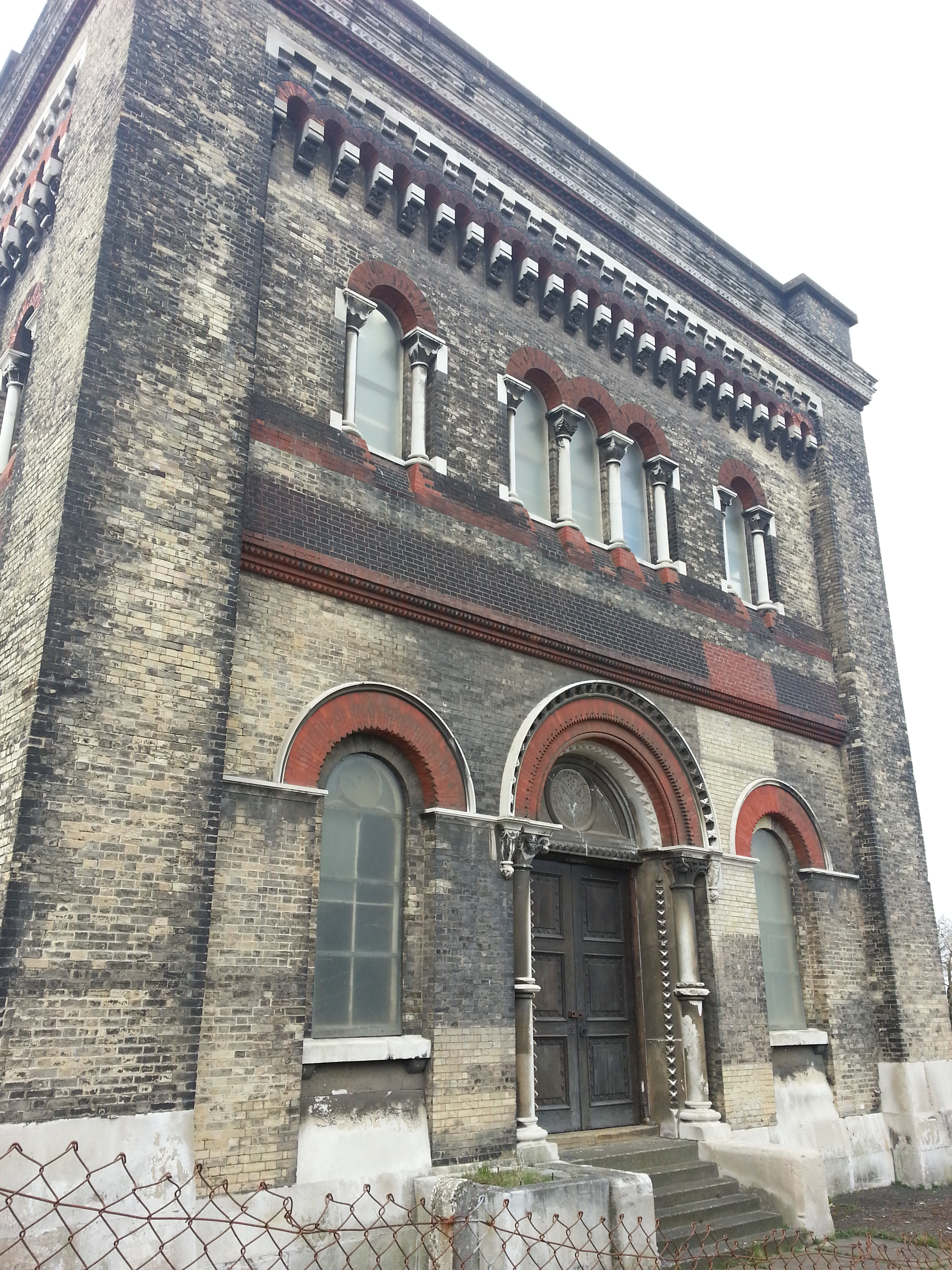 London Crossness Pumping Station Diverting Journeys
