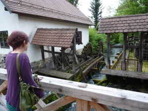 Waterwheel.  Woot!