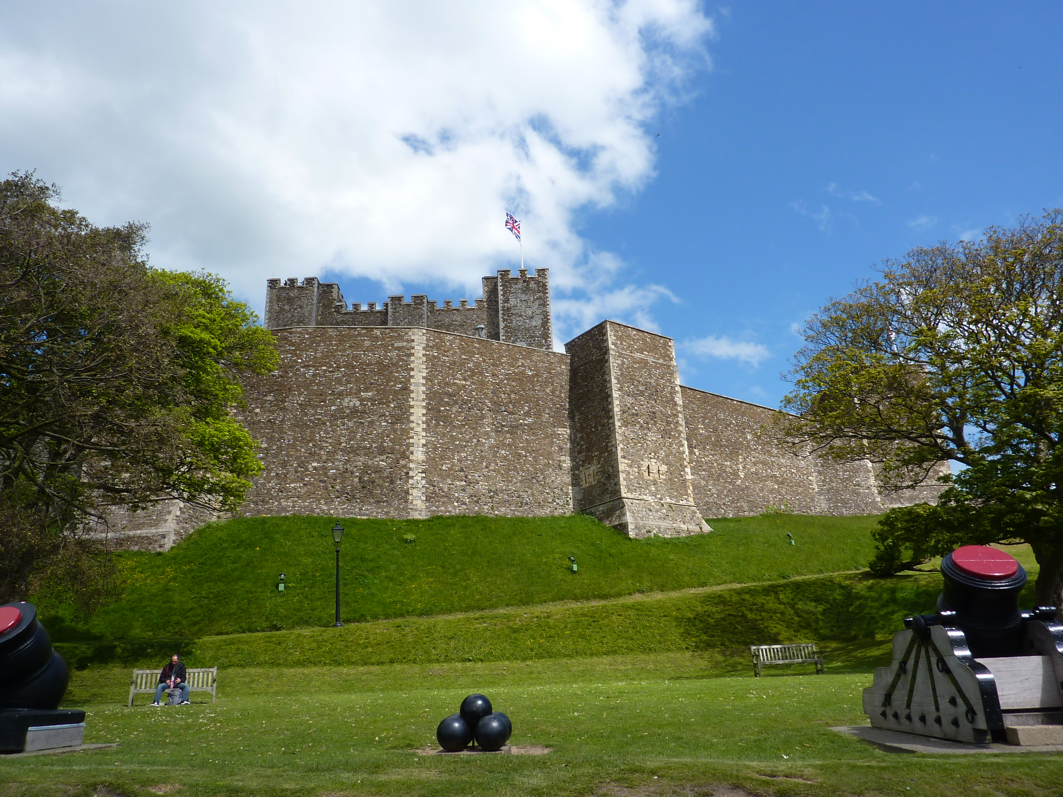 Kent uk dover castle diverting journeys kent uk dover castle sciox Image collections