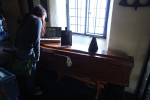 Yes that's a Bakelite coffin