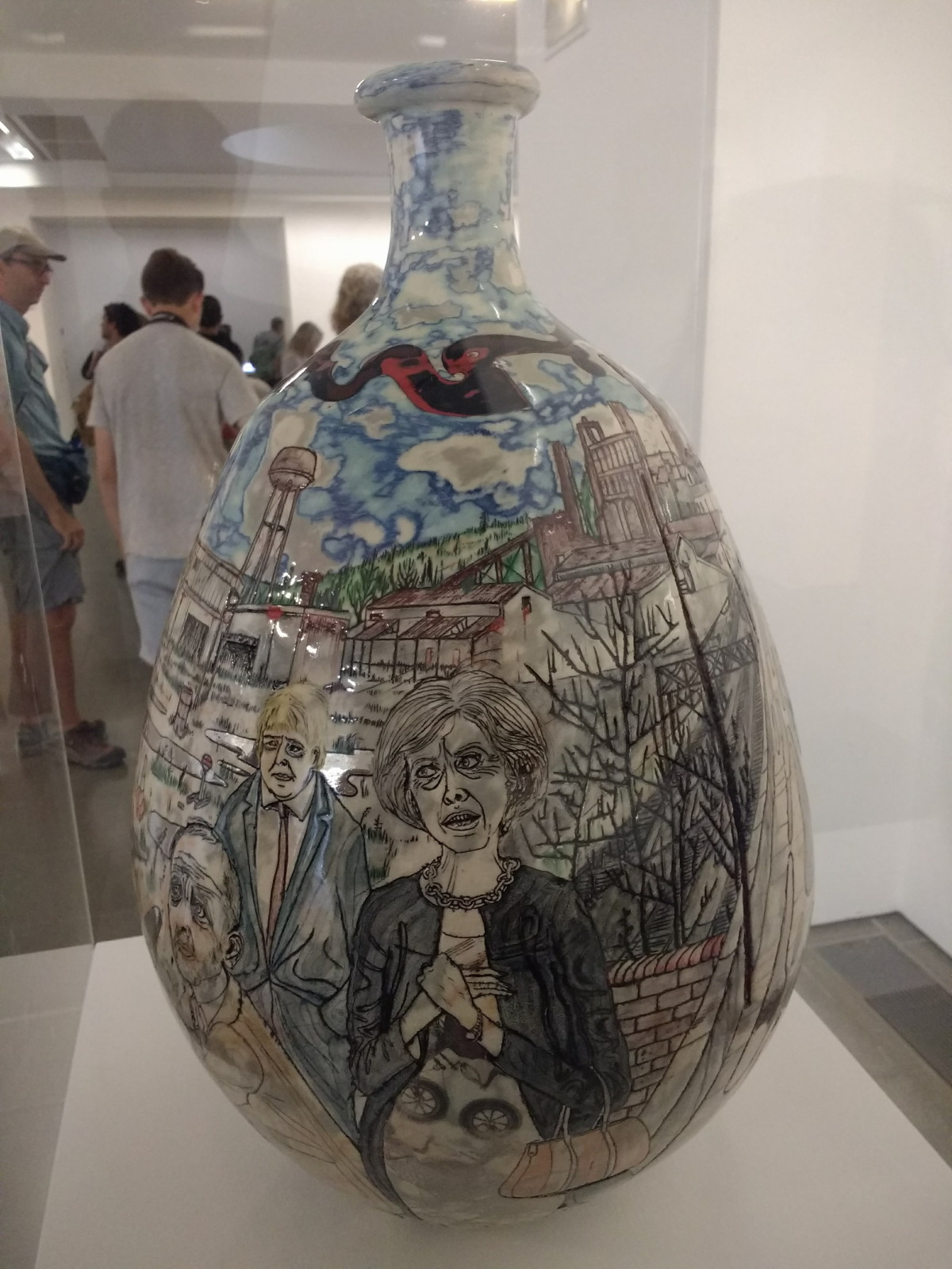London grayson perrys the most popular art exhibition ever i first encountered grayson perry when he was a panellist on have i got news for you way back in 2009 when he appeared as his alter ego claire reviewsmspy